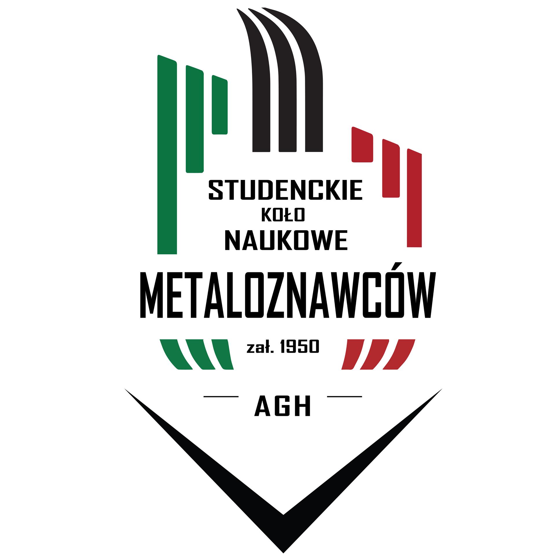 koło naukowe Metaloznawców Logo